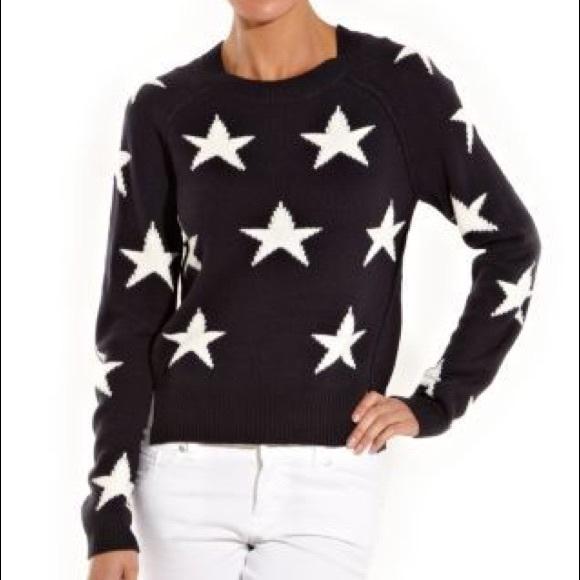 New Look Star Print Sweater 💫